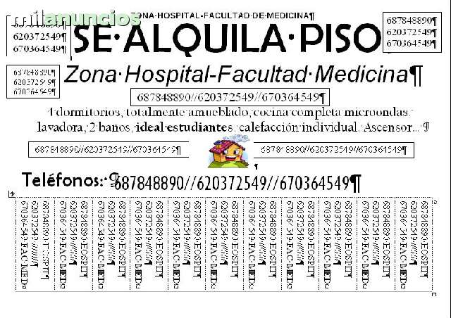 FAC. MEDICINAHOSPITAL - CALLE DEL ÁNGEL Nº 7 - foto 2