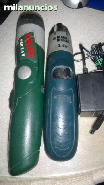Destornilladores De Bateria