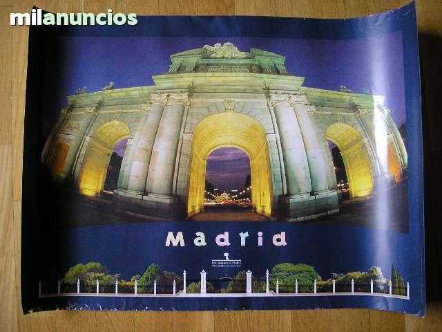 Cartel De Madrid-Fitur