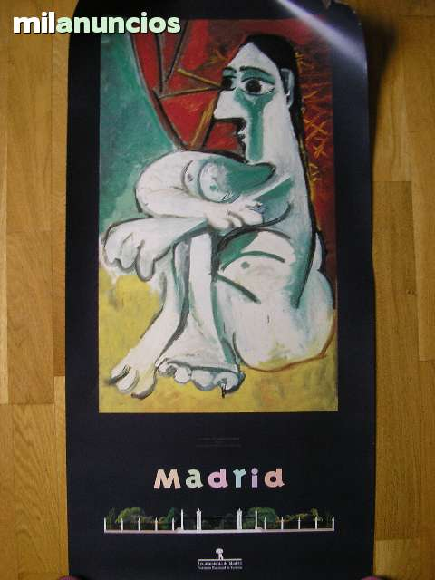 Cartel De Madrid
