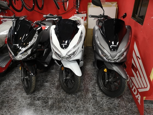 HONDA - PCX-125 FINANCIACIÓN 0% - foto 1