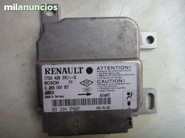 CENTRALITA  AIRBAG RENAULT CLIO 2000-1 - foto 1