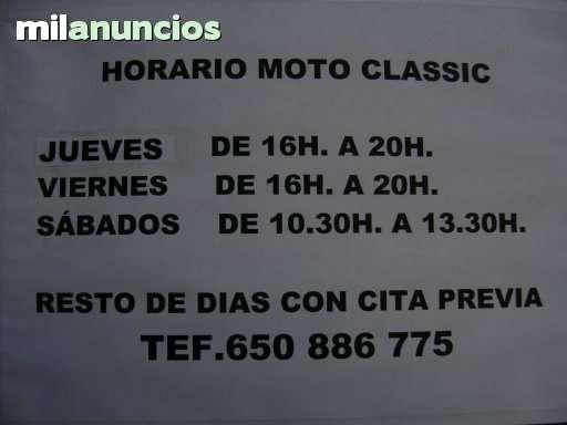 JUEGO MANETAS EN CARBONO HONDA CBR-600 F - foto 4