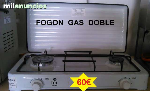 FOGÓN GAS BUTANO VIDAL-SONET Y BRAZO - foto 3