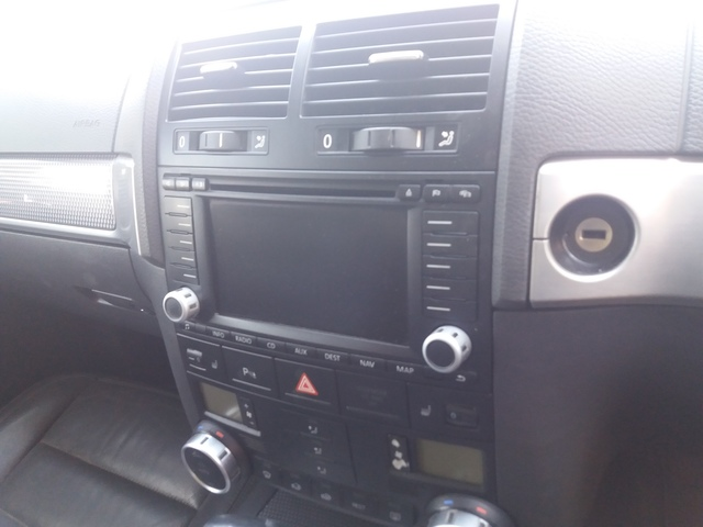 NAVEGADOR COMPLETO VW TOUAREG 2. 5 TDI V6 - foto 1
