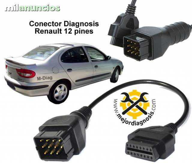 CABLE RENAULT 12 PINES - foto 1