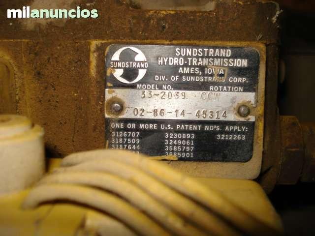 BOMBA HIDRAULICA SUNDSTRAND - foto 2