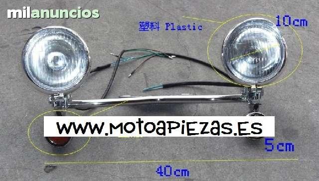 STEED VT400 600 PBARRA DE LUZ CUSTOM - foto 1
