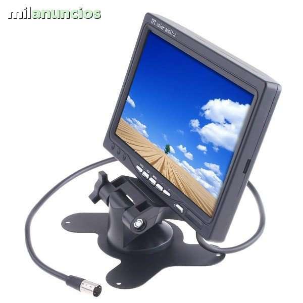 7  TFT LCD A COLOR DE 2 ENTRADA DE VÍDEO - foto 3