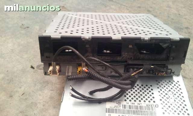 MODULO RADIO AUDI A4 A5 A6 A8 BECKER - foto 1