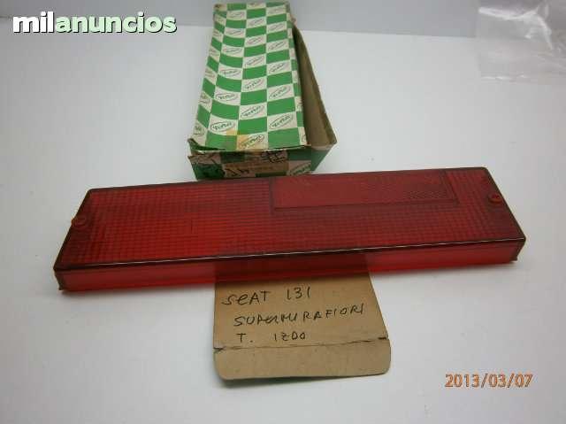 TULIPAS TRASERA SEAT 131 SUPERMIRAFIORI - foto 1