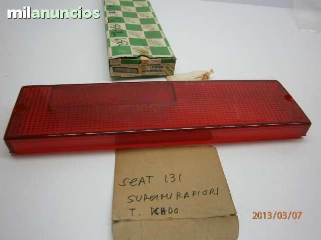 TULIPAS TRASERA SEAT 131 SUPERMIRAFIORI - foto 2