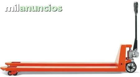 TRANSPALETAS MANUALES Y UTILES - foto 2