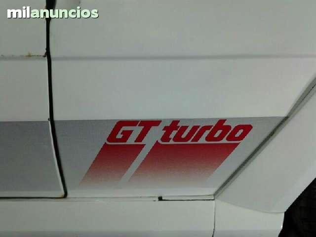 KIT PEGATINAS SUPERCINCO GT TURBO 2 - foto 2