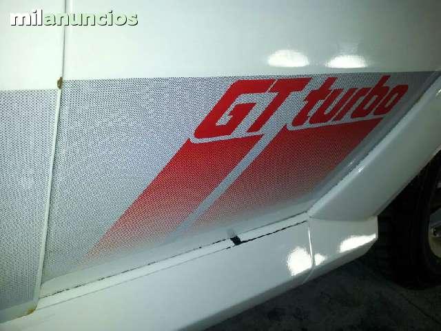 KIT PEGATINAS SUPERCINCO GT TURBO 2 - foto 3