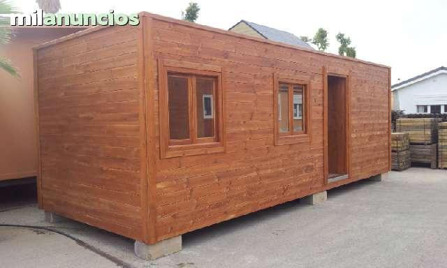 Mil anuncios com casa de madera economica - Casas madera economicas ...