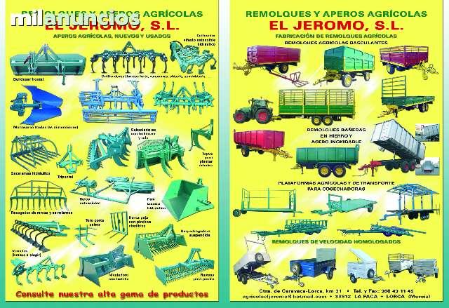 VENTA MAQUINARIA AGRICOLA NUEVA Y USADA - foto 3