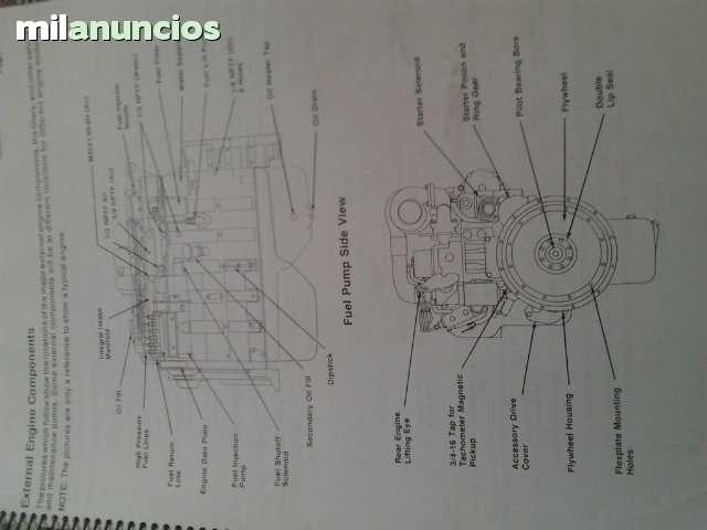 CUMMINS 6CT 8. 3 O KOMATSU SA6D114 - foto 4