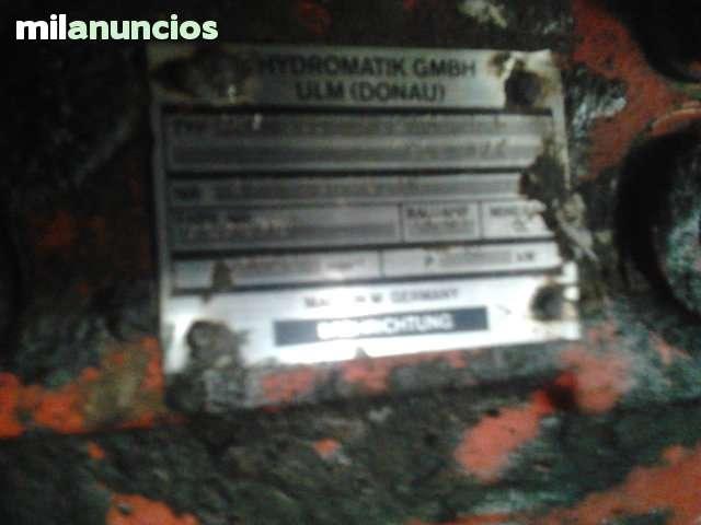 O&K MH 5 BOMBA HIDRAULICA - foto 3