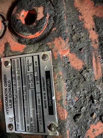 O&K MH 5 BOMBA HIDRAULICA - foto 1