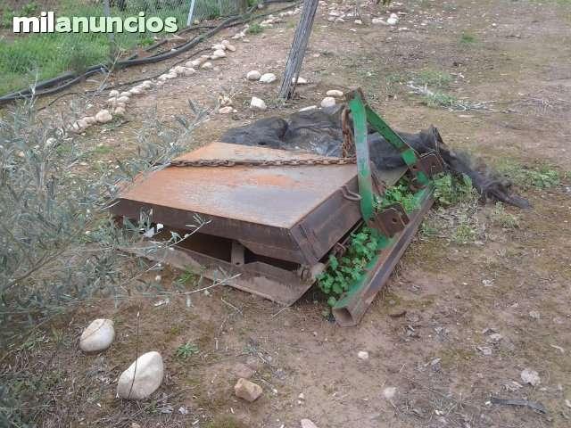 CHAPA PARA HACER SUELOS - foto 1