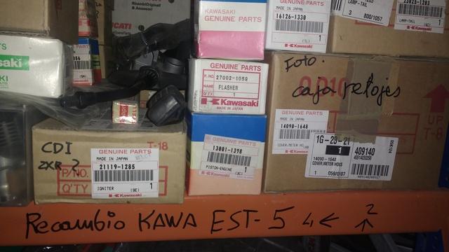 TAPA EMBRAGUE KAWASAKI (NUEVA) - foto 6