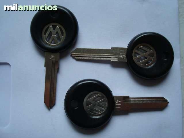 LLAVE ORIGINAL VW GOLF, CORRADO. .  - foto 1