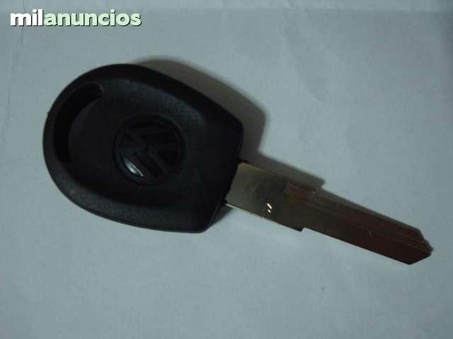 LLAVE ORIGINAL VW GOLF, CORRADO. .  - foto 4