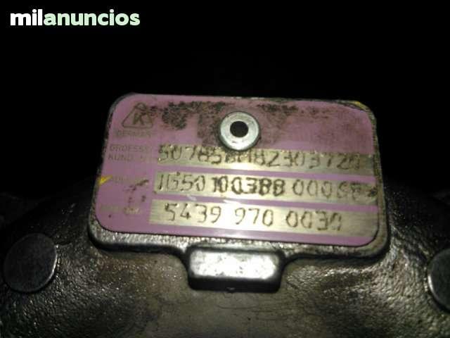 TURBO RENAULT 1. 5 DCI 54399700030 - foto 2