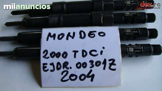 INYECTORES FORD MONDEO EJDR00301Z - foto 1