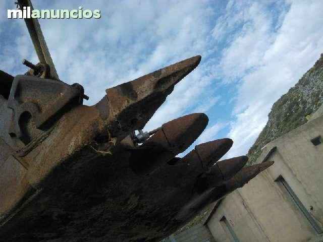 VENDO CAZO PARA EXCAVADORA - foto 4