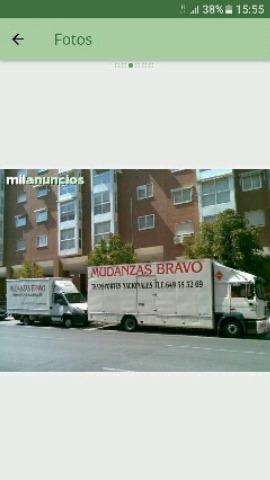 TRANSPORTES M. A.  BRAVO LOCAL Y NACIONAL - foto 3