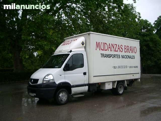 TRANSPORTES  M. A.  BRAVO - foto 2