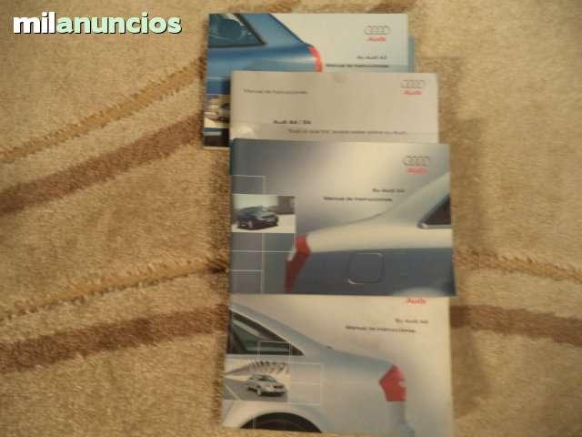 MANUALES DE USUARIO AUDI - foto 4