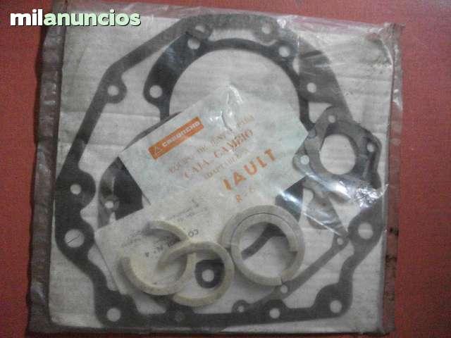 JUEGO DE JUNTAS DE CAMBIOS RENAULT - foto 3