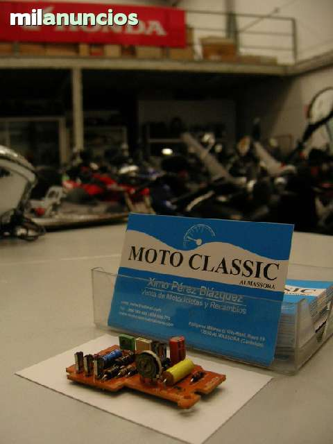 MARCO RELOJ HORARIO BMW K-75/K-100 - foto 5