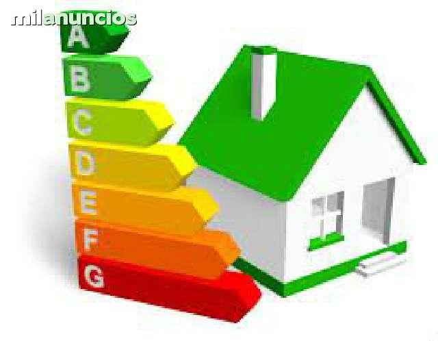 CERTIFICACIÓN DE EFICIENCIA ENERGÉTICA - foto 1