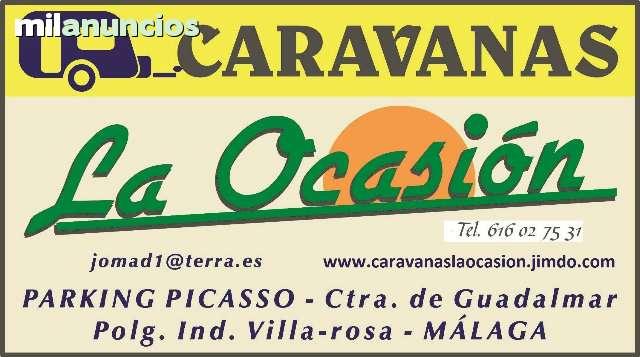 CARAVANAS OCASION MALAGA - foto 1