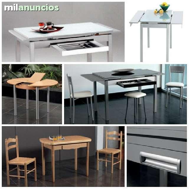 MIL ANUNCIOS.COM - Mesas y sillas de cocina al mejor precio