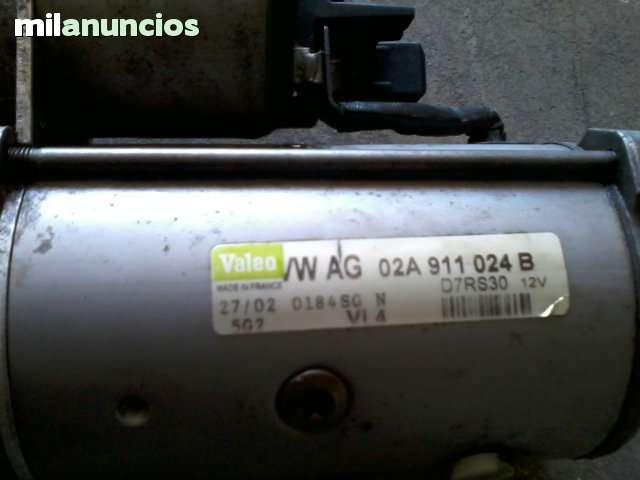 MOTOR DE ARRANQUE SEAT VALEO 726029 - foto 2