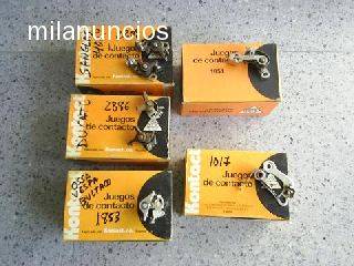 PLATINOS Y CONDENSADORES MOTOS CLASICAS - foto 4