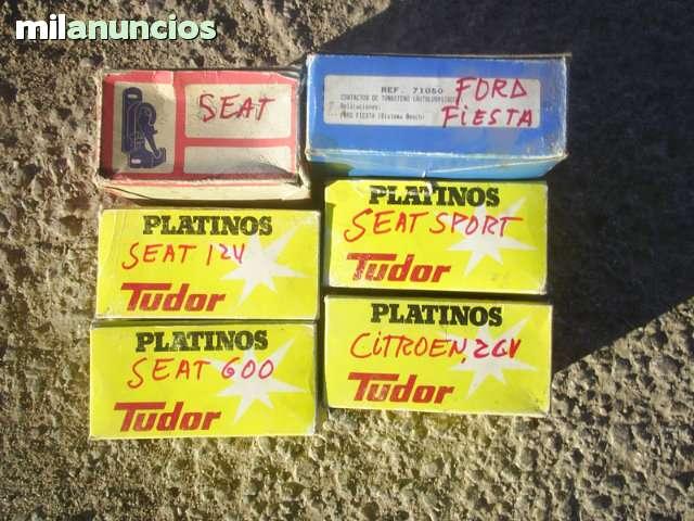 PLATINOS Y CONDENSADORES MOTOS CLASICAS - foto 2