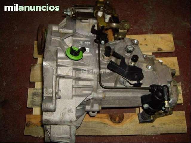 CAJA  CAMBIOS MANUAL VW GOLF 4 1. 6 DUU - foto 1