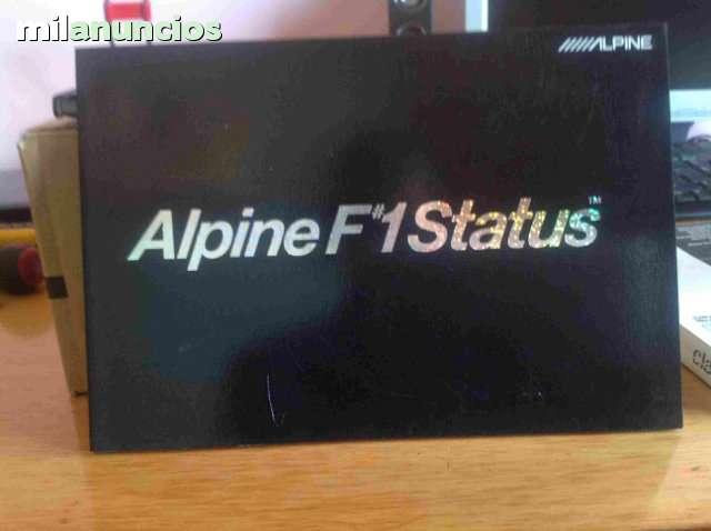 /////ALPINE F1 STATUS - foto 1