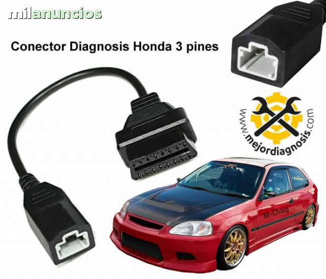 CABLE HONDA 3 PINES - foto 1