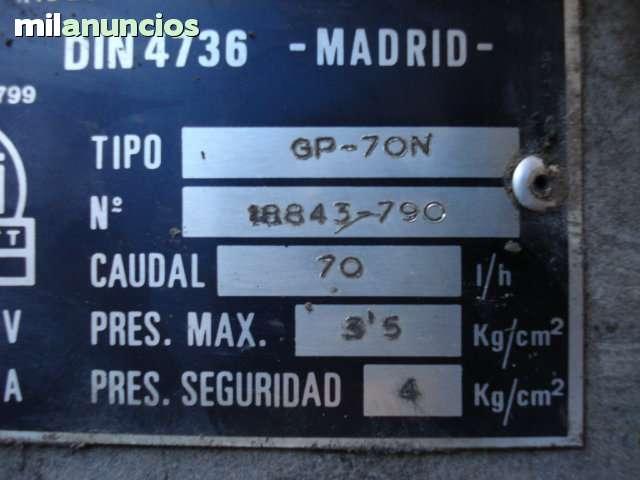 BOMBA DE TRASIEGO-TRASVASE DE GAS-OIL - foto 2