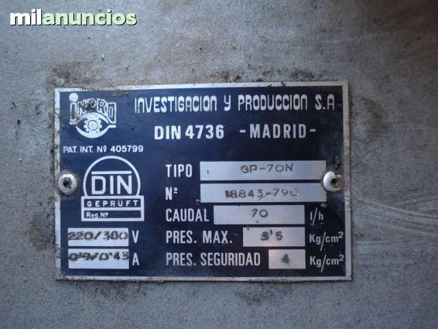 BOMBA DE TRASIEGO-TRASVASE DE GAS-OIL - foto 3