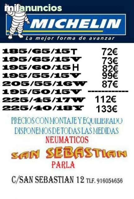 NEUMATICOS NUEVOS Y SEMINUEVOS PARLA - foto 6
