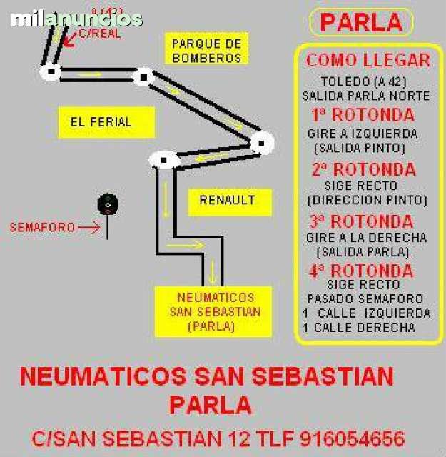 NEUMATICOS NUEVOS Y SEMINUEVOS PARLA - foto 2
