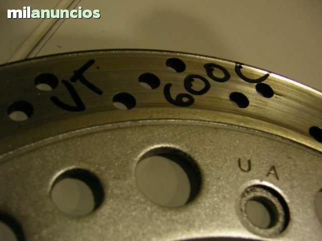 DISCO DE FRENO DEL.  HONDA VT-600C - foto 4